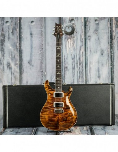 PRS CUSTOM 24 YELLOW TIGER