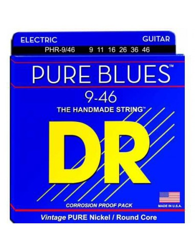MUTA CORDE CHIT.EL.DR PURE BLUES 9/46
