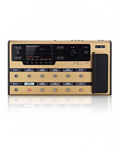 LINE6 HELIX GOLD EDITION