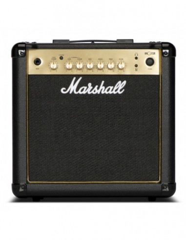 AMPLIF.CHIT.EL.MARSHALL MG15GR MG GOLD