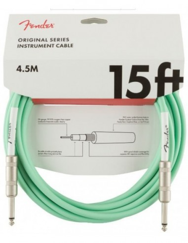 FENDER ORIGINAL 15%27 INST CABLE SFG